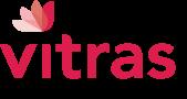 Werken bij Vitras Logo